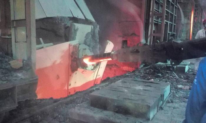 铸管80吨转炉