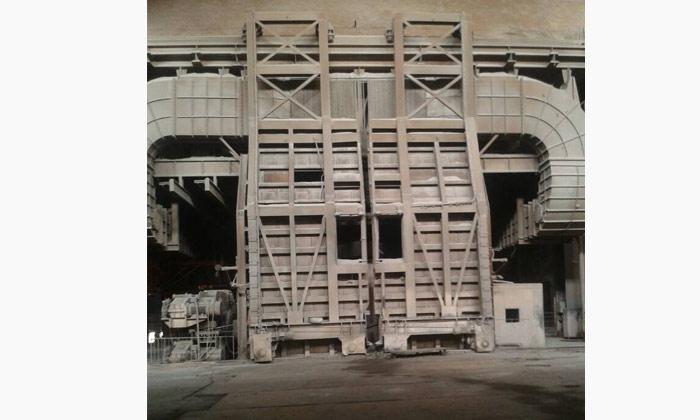 120吨转炉